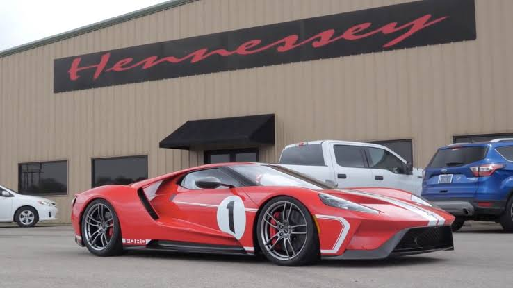 Ford GT 2019 de Hennessey Performance