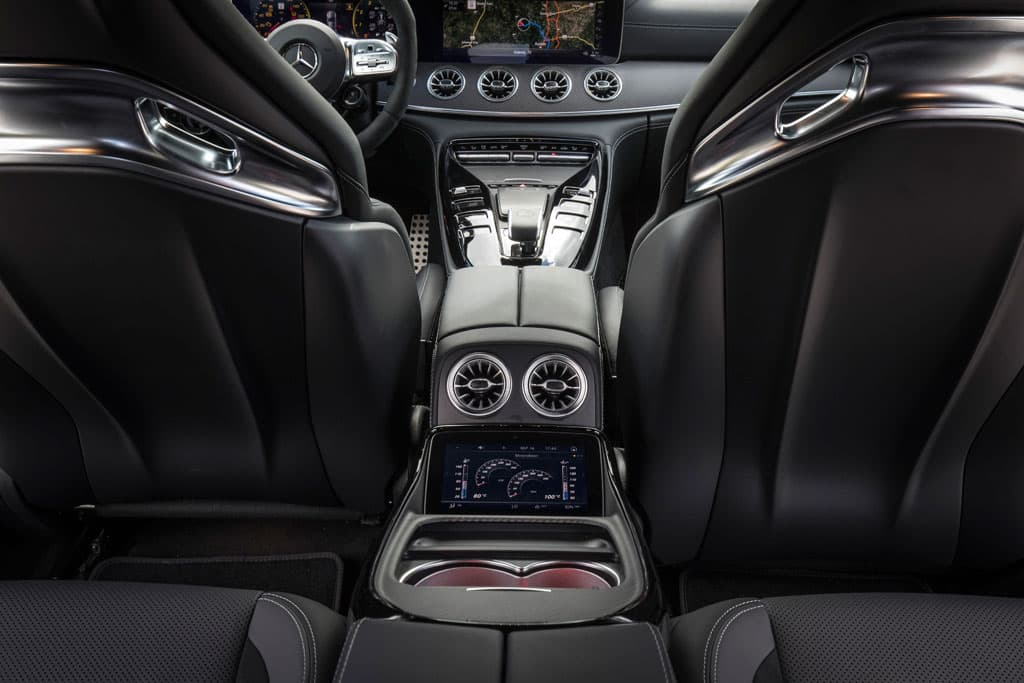 El nuevo Mercedes-AMG GT 63S de 4 puertas. ¿Rival del Porsche Panamera?