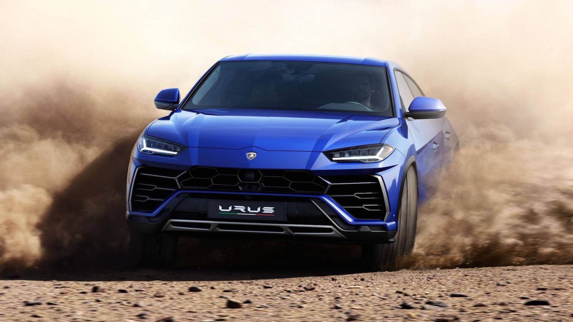 Lamborghini Urus Off-Road Package