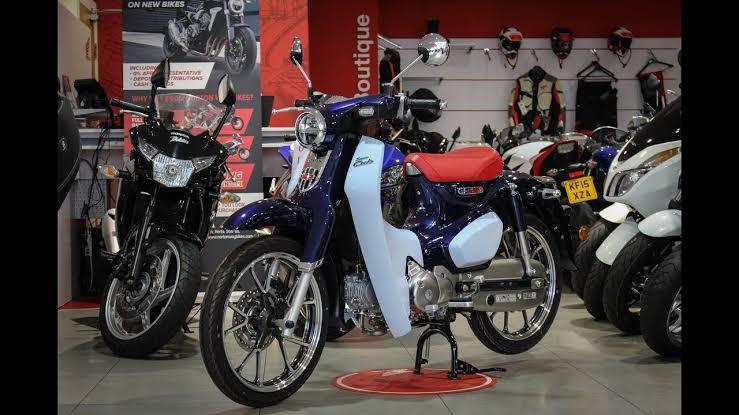 La Nueva Honda Super Cub 125, ícono de la marca Japonesa