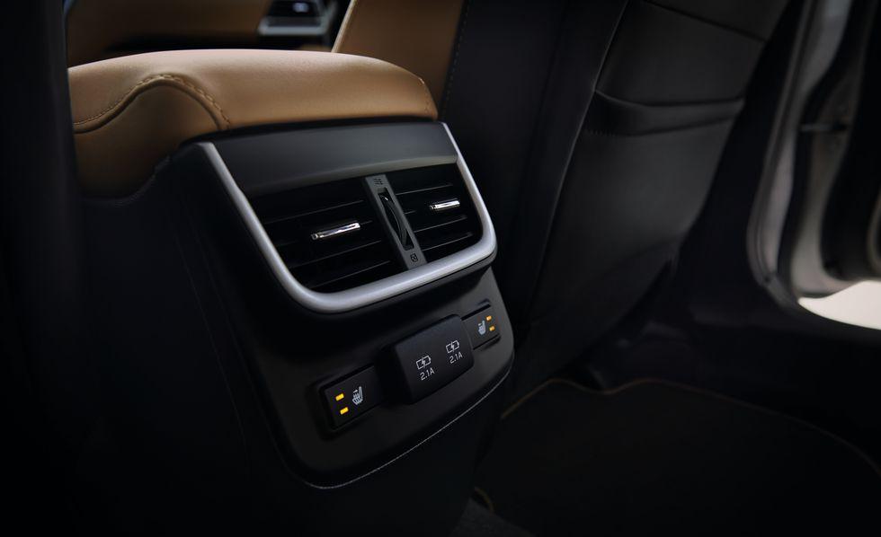 Nuevo Subaru Legacy 4 cilindros Turbo 2020