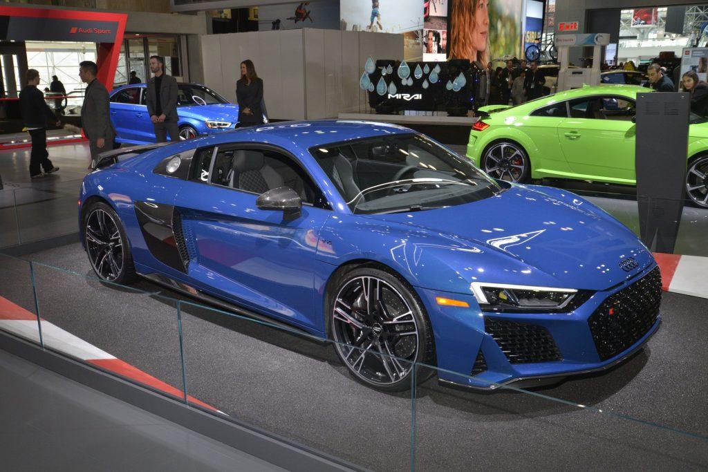 El Renovado Audi R8 2020 Tester