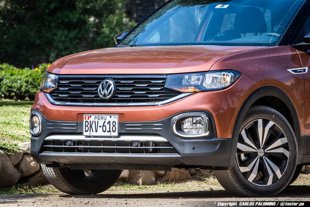 Volkswagen t cross peru